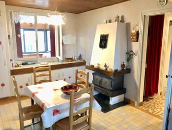 Maison 4 pièces 91,39 m2