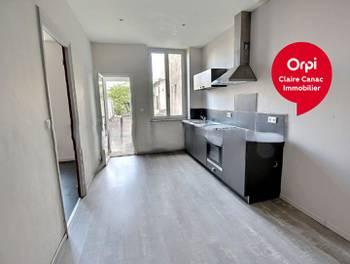 Appartement 2 pièces 37,47 m2