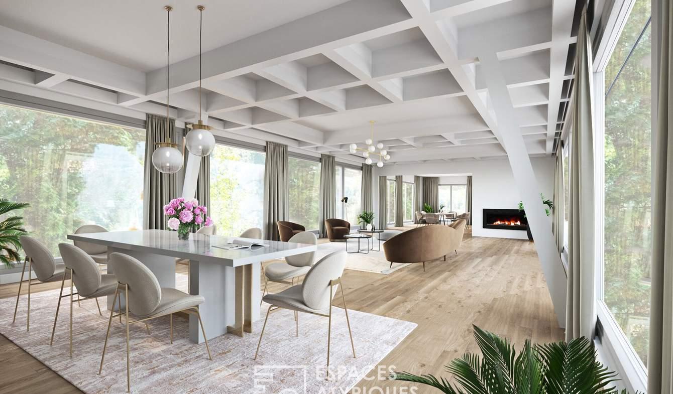 Maison avec terrasse Dambach