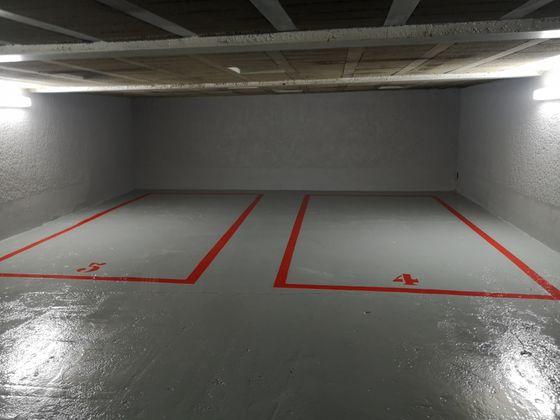 Location parking 12,5 m2