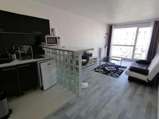 Vente studio 27,36 m2