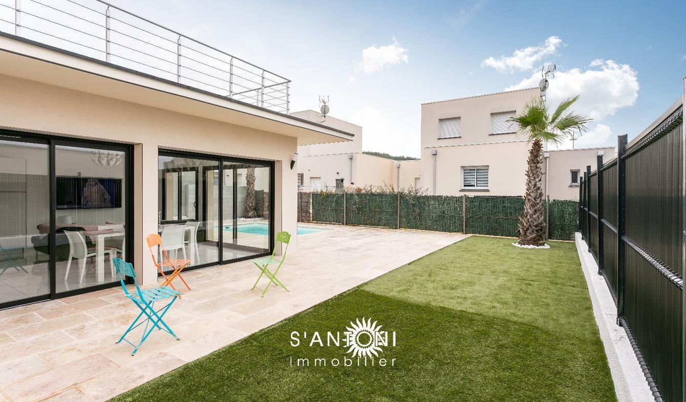 Maison avec piscine et terrasse Agde