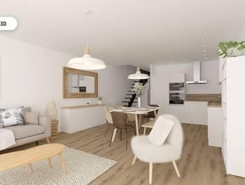 Maison 4 pièces 123,49 m2