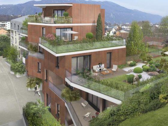 Vente appartement 2 pièces 54,2 m2