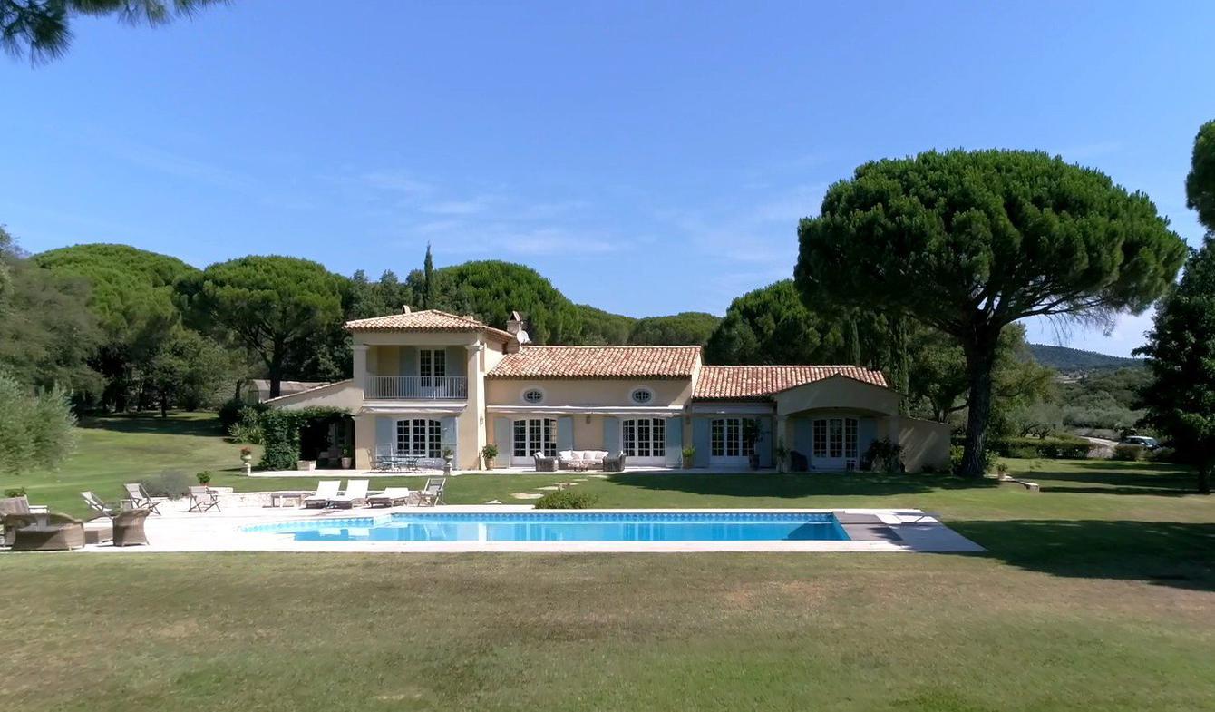 Maison avec piscine Plan-de-la-Tour