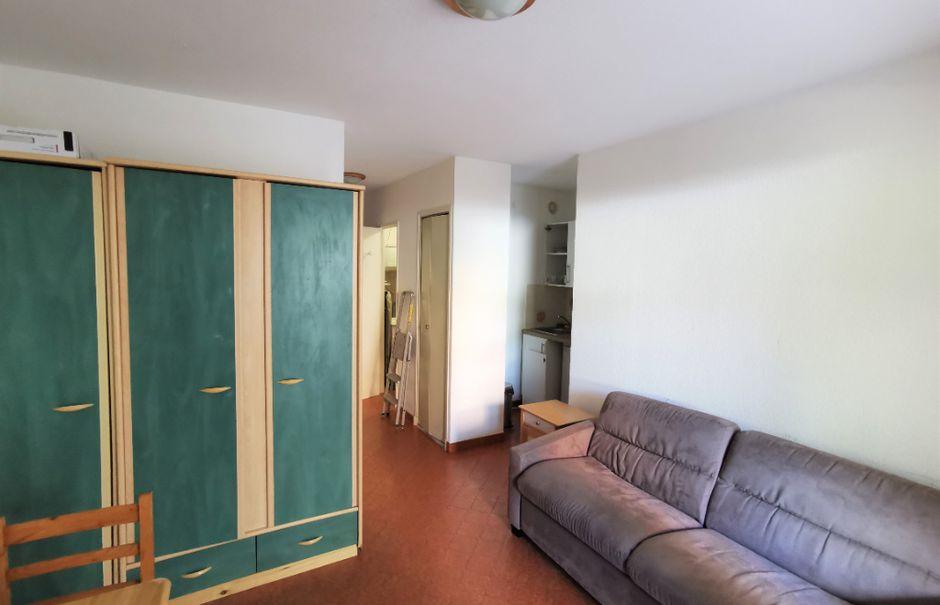 Vente studio 1 pièce 20 m² à Saint-Mandrier-sur-Mer (83430), 100 000 €