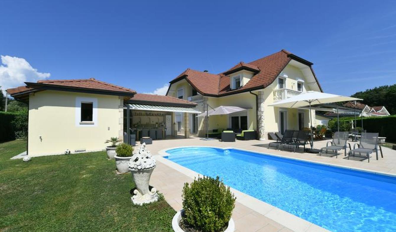 Maison avec piscine et terrasse Veigy-Foncenex