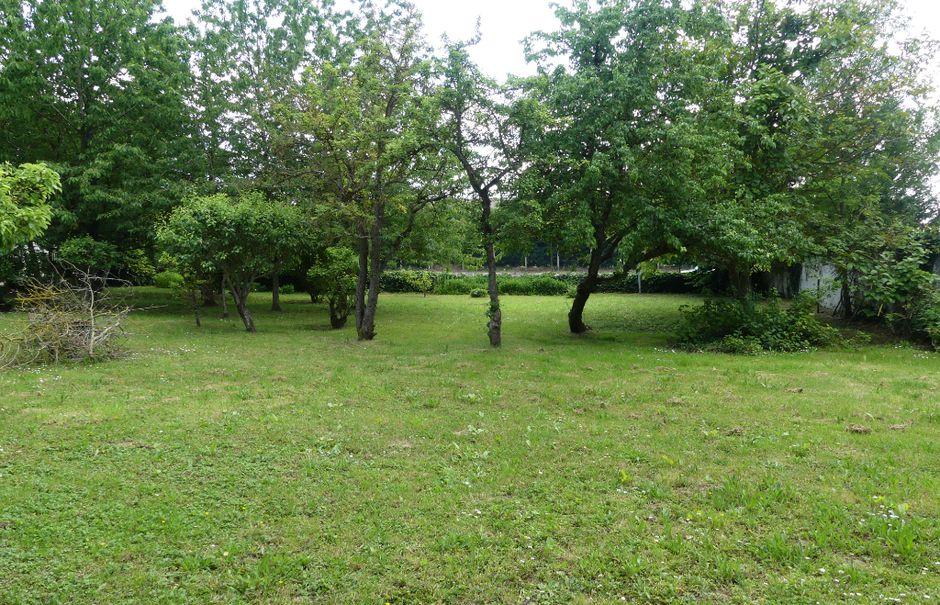 Vente terrain  424 m² à Chailly-en-Brie (77120), 67 000 €