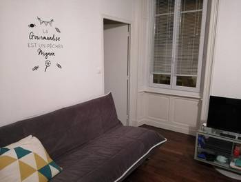 Appartement 2 pièces 32,88 m2