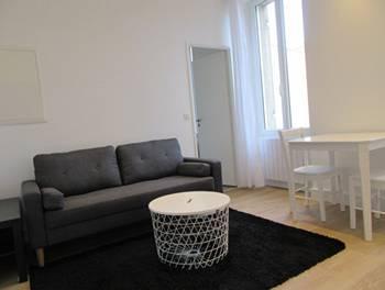 Appartement meublé 2 pièces 25,22 m2