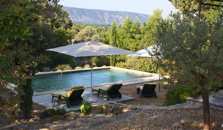 Maison avec piscine et terrasse Beaumettes