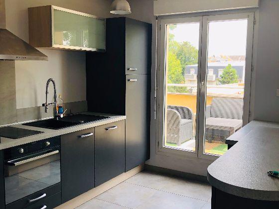 Location appartement 2 pièces 44,57 m2