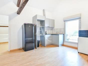 Appartement 2 pièces 22,84 m2