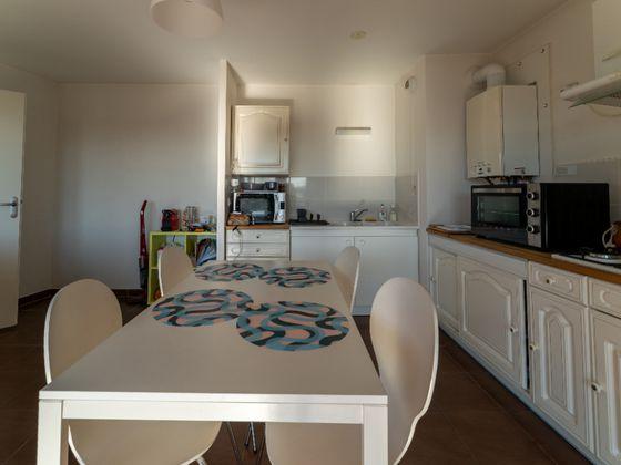 Vente appartement 3 pièces 57,25 m2