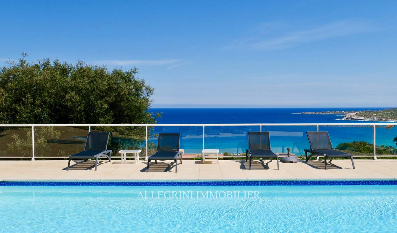 Maison avec piscine Algajola