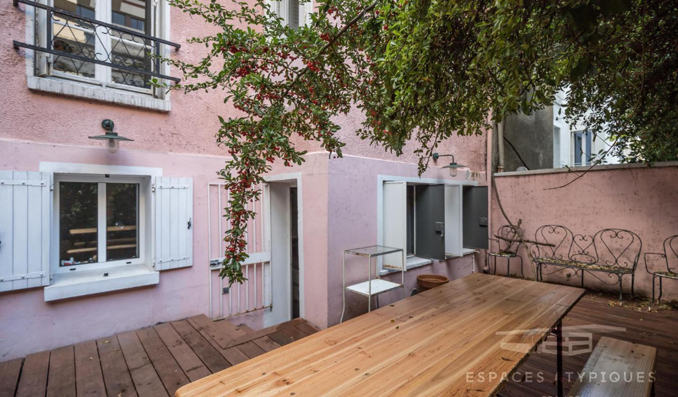 Maison avec terrasse Suresnes