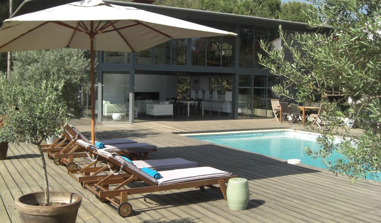 Seaside villa with pool La Londe-les-Maures