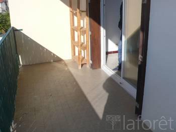 Appartement 3 pièces 37,72 m2
