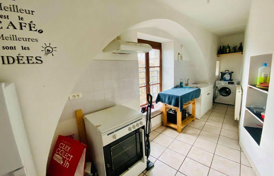 Vente appartement 2 pièces 44 m² à Aubenas (07200), 55 000 €