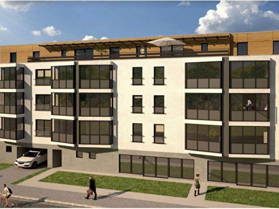 Vente appartement 3 pièces 58,57 m2