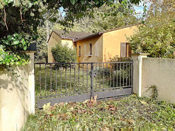 Vente maison 4 pièces 106 m2