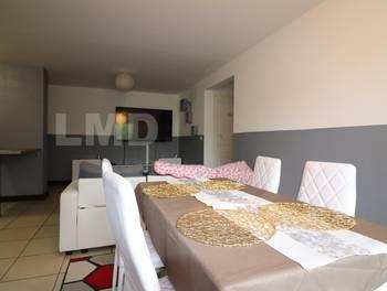 Appartement 3 pièces 53,9 m2