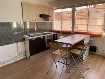 Appartement 3 pièces 63,99 m2
