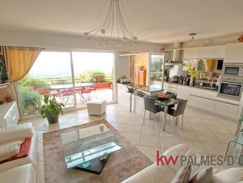 Appartement 3 pièces 95,79 m2