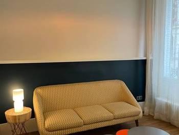 Appartement meublé 2 pièces 32,15 m2