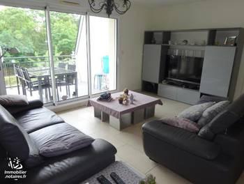 Appartement 4 pièces 129 m2