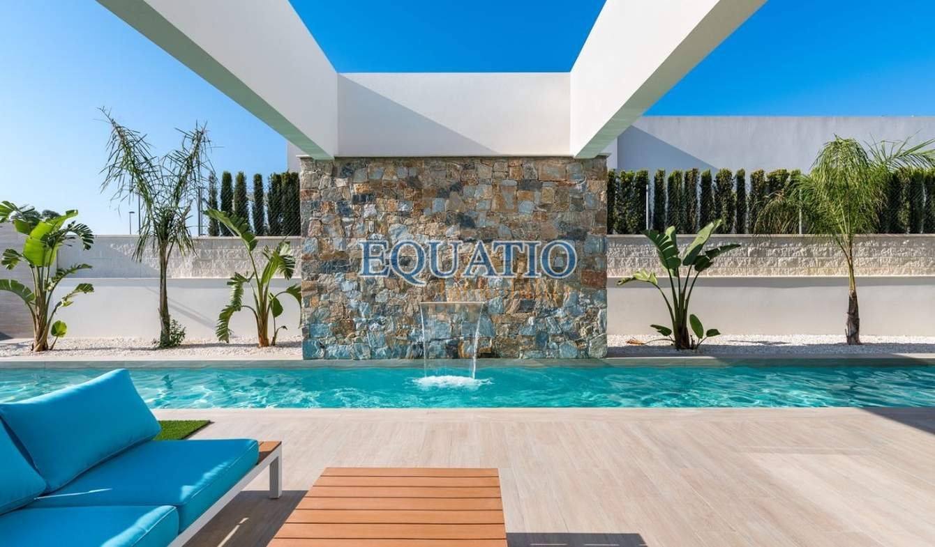 Villa avec piscine et terrasse Benijófar