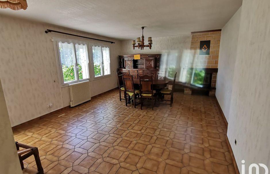 Vente maison 4 pièces 88 m² à Romorantin-Lanthenay (41200), 117 647 €