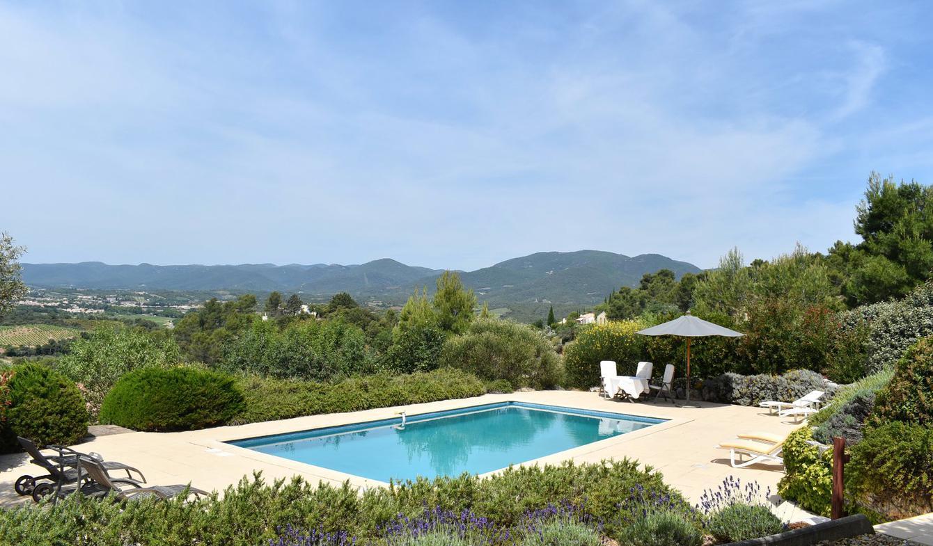 Villa avec piscine Saint-Chinian
