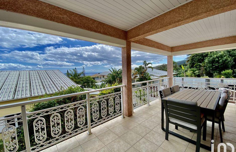 Vente maison 5 pièces 160 m² à Bois De Nefles Saint Paul (97411), 490 000 €