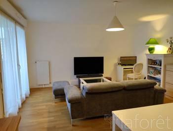 Appartement 2 pièces 44,82 m2