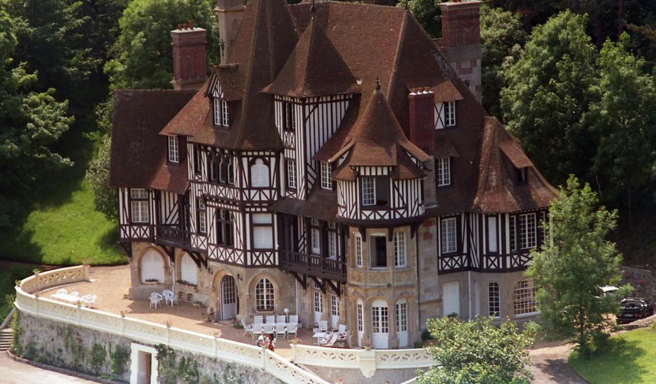 Château Trouville-sur-Mer
