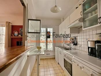 Appartement 2 pièces 50,26 m2