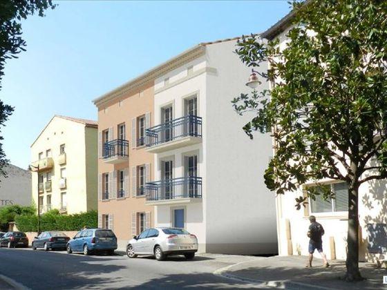 Vente appartement 3 pièces 70,72 m2