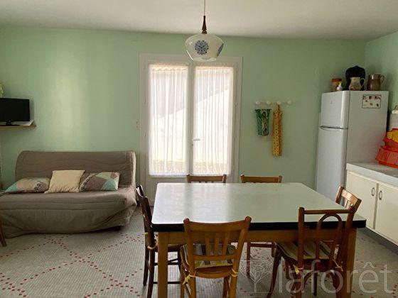 Vente maison 3 pièces 60,8 m2