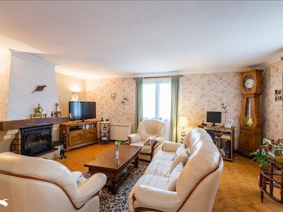 Vente maison 6 pièces 161 m2