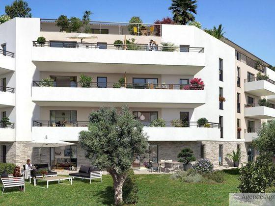 Vente appartement 4 pièces 84,01 m2