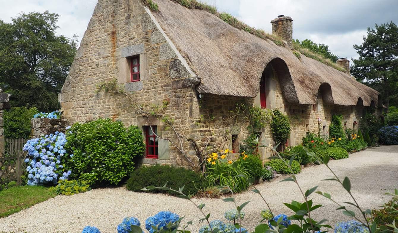 Propriété avec jardin Inzinzac-Lochrist