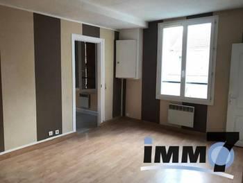 Appartement 3 pièces 62,69 m2