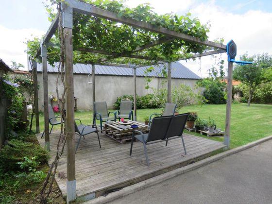 Vente maison 6 pièces 145,11 m2