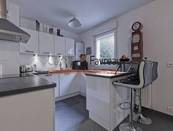 Appartement 3 pièces 65,7 m2