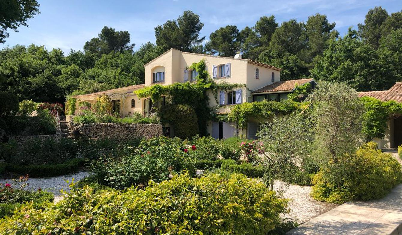 House with pool Le Puy-Sainte-Réparade