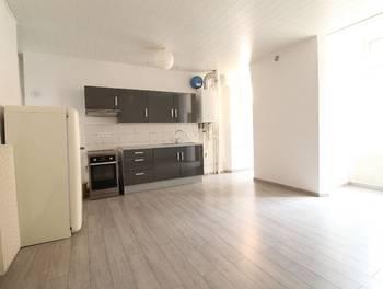 Appartement 2 pièces 38,72 m2