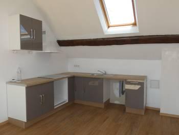 Appartement 3 pièces 46,12 m2