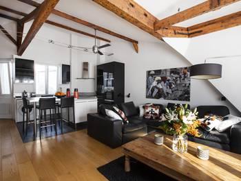 Appartement meublé 4 pièces 86 m2