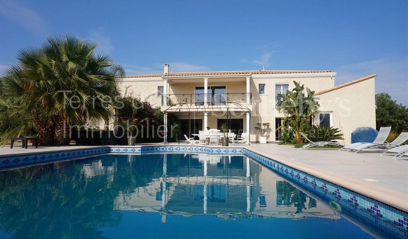 Maison avec piscine et terrasse Perpignan